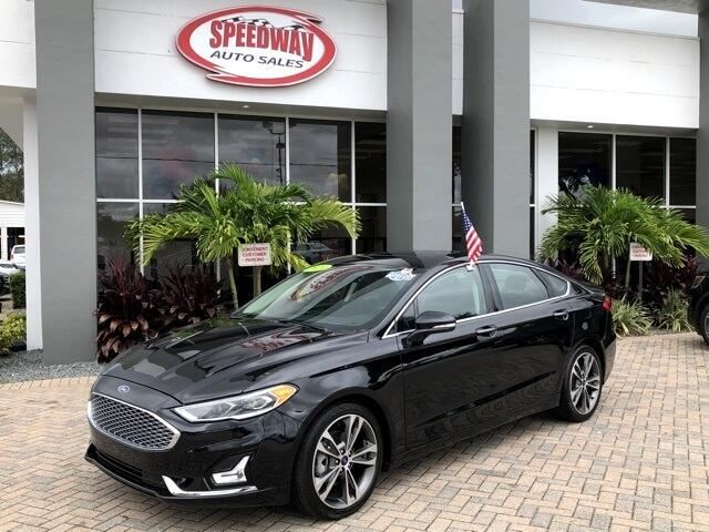 2020 Ford Fusion Titanium for sale in Lake Wales, FL