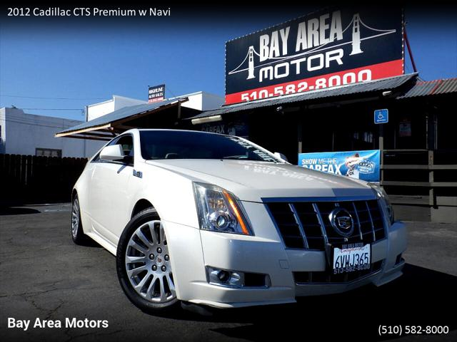 2012 Cadillac CTS Coupe Premium for sale in Hayward, CA