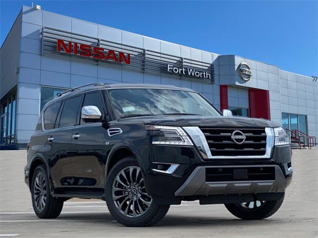 2021 Nissan Armada Platinum for sale in Fort Worth, TX