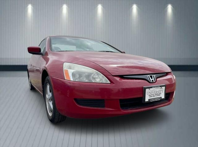 2005 Honda Accord Coupe EX/EXL with NAVI for sale in Moscow, ID