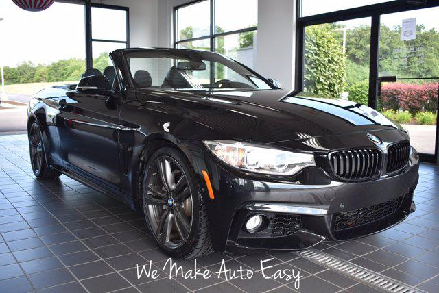 2017 BMW 4 Series 440i for sale in Crystal Lake, IL