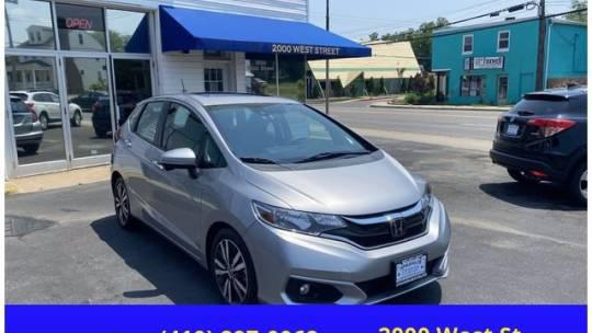 2018 Honda Fit EX for sale in Annapolis, MD