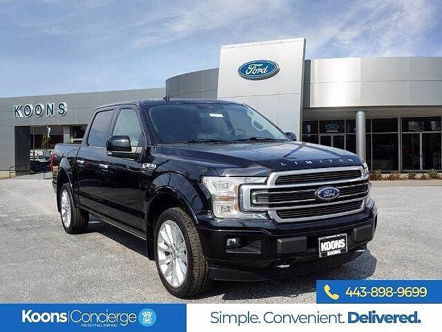 2019 Ford F-150 Limited for sale in Windsor Mill, MD