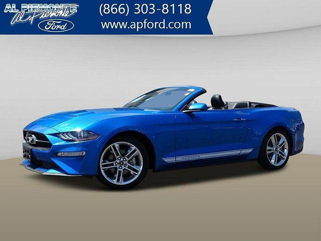 2020 Ford Mustang EcoBoost Premium for sale in Melrose Park, IL
