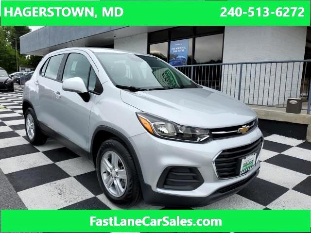 2020 Chevrolet Trax LS for sale in Hagerstown, MD