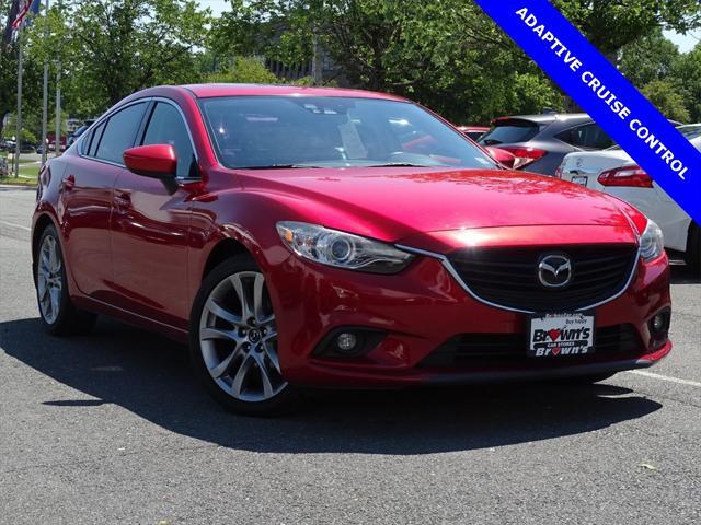 2015 Mazda Mazda6 i Grand Touring for sale in Fairfax, VA