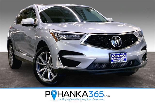 2020 Acura RDX w/Technology Pkg for sale in Capitol Heights, MD