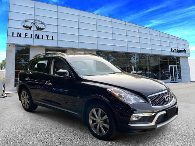 2017 INFINITI QX50 AWD [1]