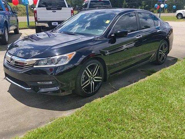 2017 Honda Accord Sedan Sport for sale in Mccomb, MS