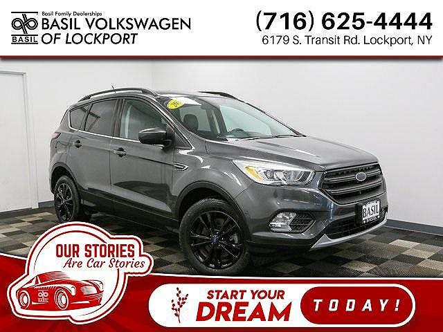 2018 Ford Escape SEL for sale in Lockport, NY