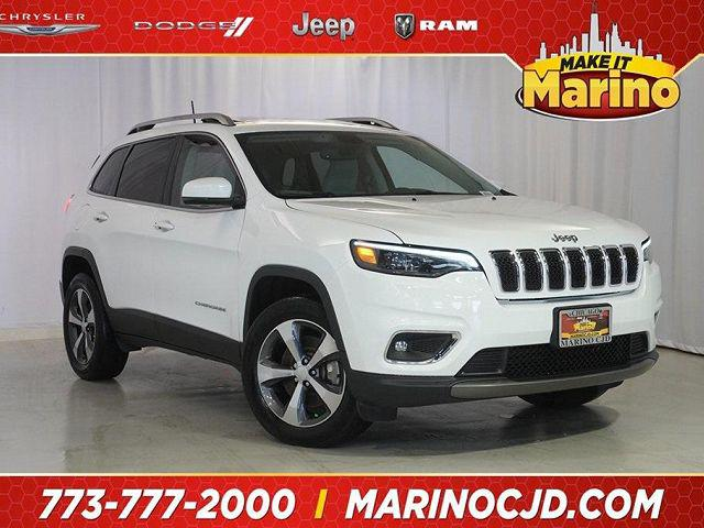 2019 Jeep Cherokee Limited for sale in Chicago, IL