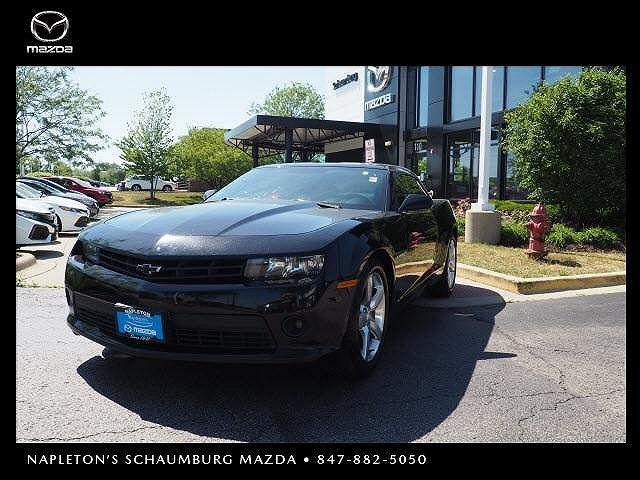 2014 Chevrolet Camaro LT for sale in Schaumburg, IL
