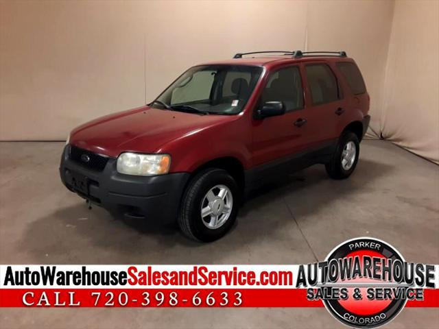 2004 Ford Escape XLS for sale in Parker, CO