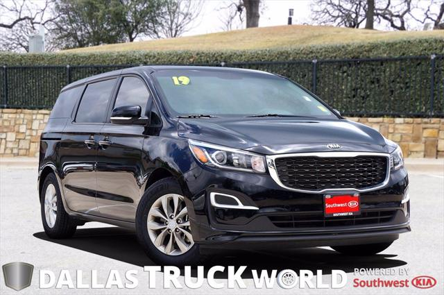 2019 Kia Sedona LX for sale in Austin, TX