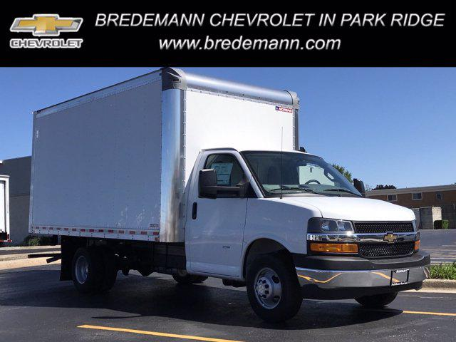 """2021 Chevrolet Express Commercial Cutaway Van 159"""" for sale in Park Ridge, IL"""