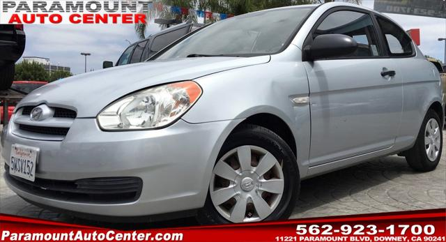 2007 Hyundai Accent GS for sale in Downey, CA