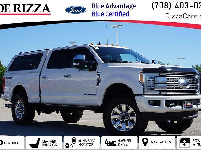 2019 Ford F-250 Platinum Edition for sale in Orland Park, IL
