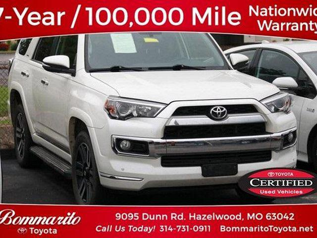 2018 Toyota 4Runner Limited for sale in Hazelwood, MO