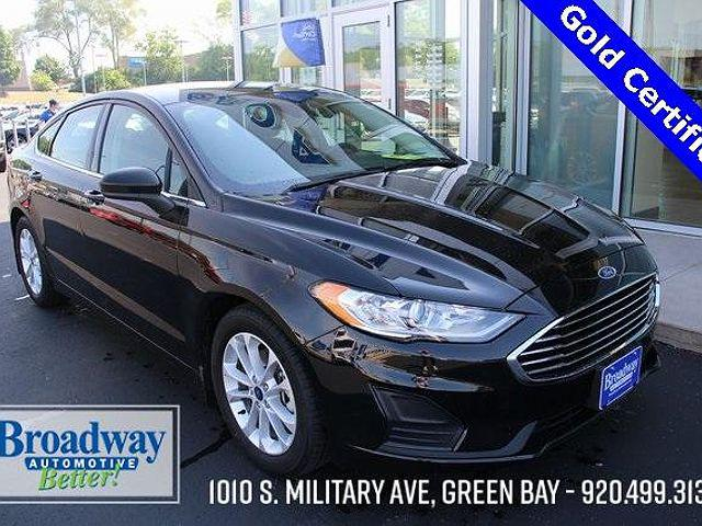 2020 Ford Fusion SE for sale in Green Bay, WI