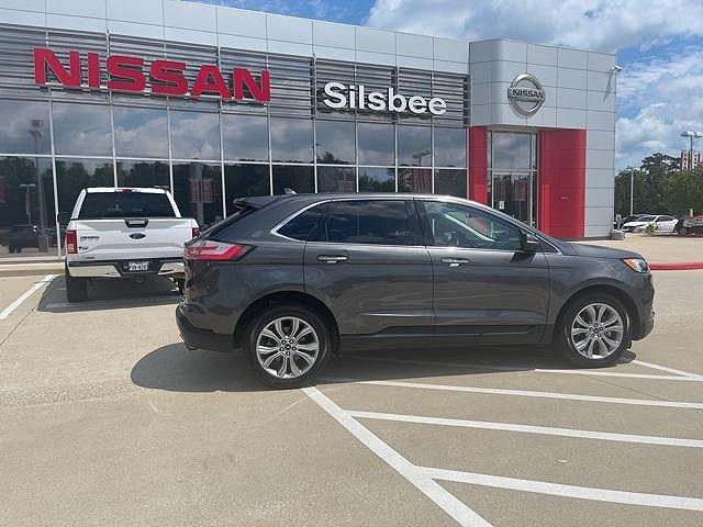 2019 Ford Edge Titanium for sale in Silsbee, TX