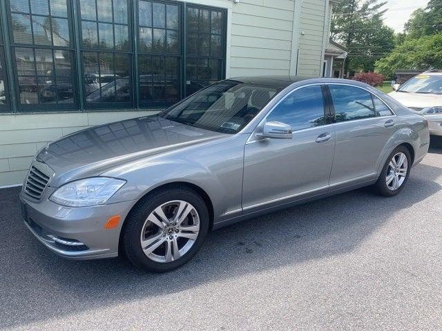 2011 Mercedes-Benz S-Class S 550 for sale in Hanover, MD