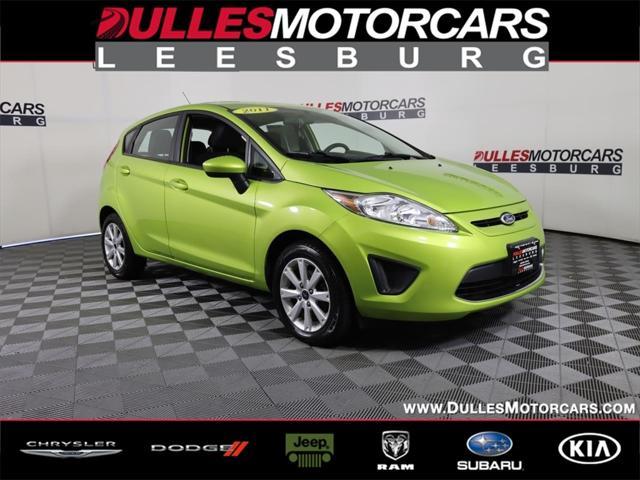 2011 Ford Fiesta SE for sale in Leesburg, VA