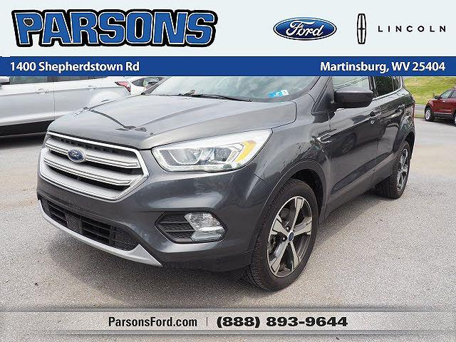 2018 Ford Escape SEL for sale in Martinsburg, WV