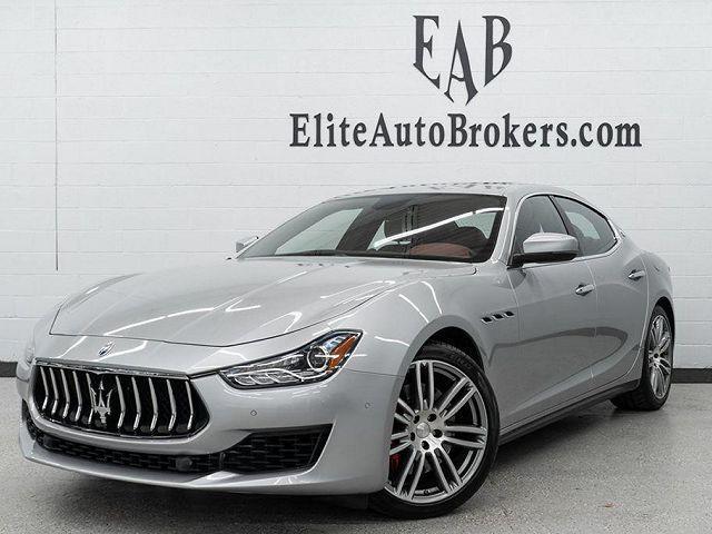 2018 Maserati Ghibli S for sale in Gaithersburg, MD