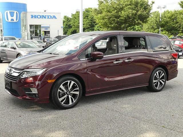 2019 Honda Odyssey Elite for sale in Clarksville, MD