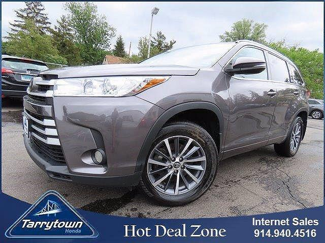 2018 Toyota Highlander XLE for sale in Tarrytown, NY