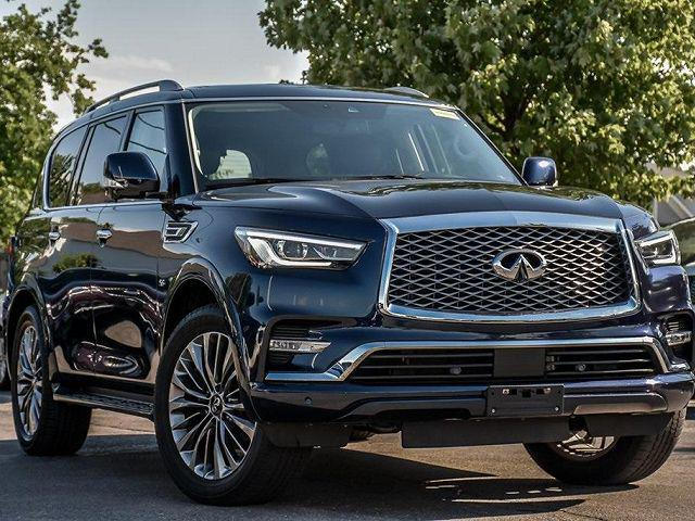 2018 INFINITI QX80 AWD for sale in Clarendon Hills, IL
