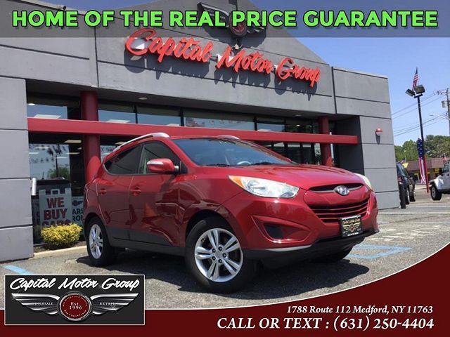 2012 Hyundai Tucson GLS PZEV for sale in Medford, NY
