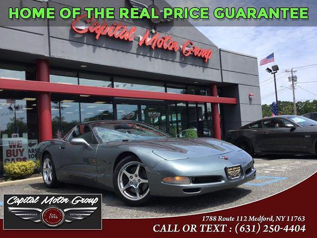 2004 Chevrolet Corvette 2dr Cpe for sale in Medford, NY