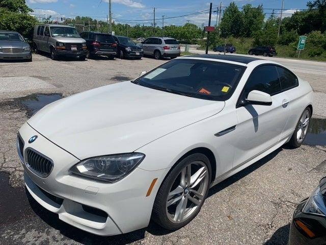 2015 BMW 6 Series 640i for sale in Hanover, MD