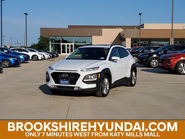 2018 Hyundai Kona SEL for sale in BROOKSHIRE, TX