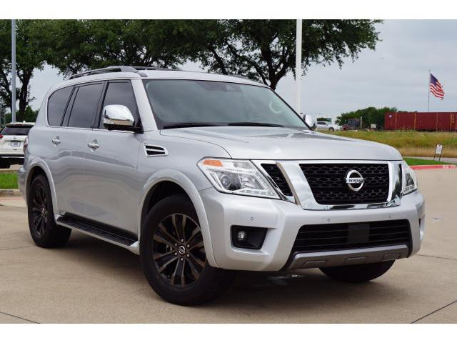 2019 Nissan Armada Platinum for sale in Arlington, TX