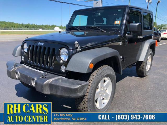 2014 Jeep Wrangler Sport for sale in Merrimack, NH