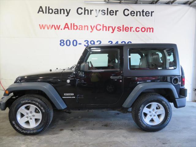 2015 Jeep Wrangler Sport for sale in Albany, MN