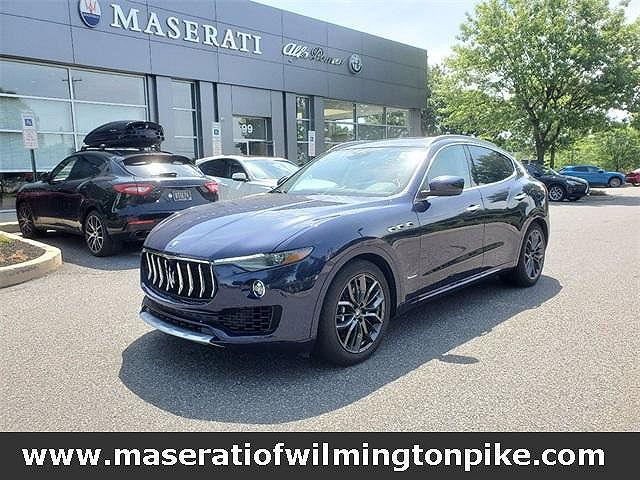 2018 Maserati Levante S GranLusso for sale in Chadds Ford, PA