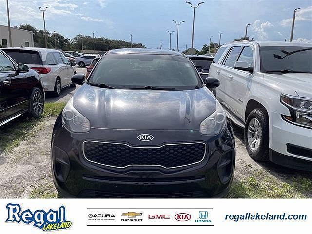2017 Kia Sportage LX for sale in Lakeland, FL