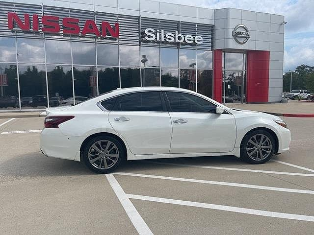2018 Nissan Altima 2.5 SR for sale in Silsbee, TX