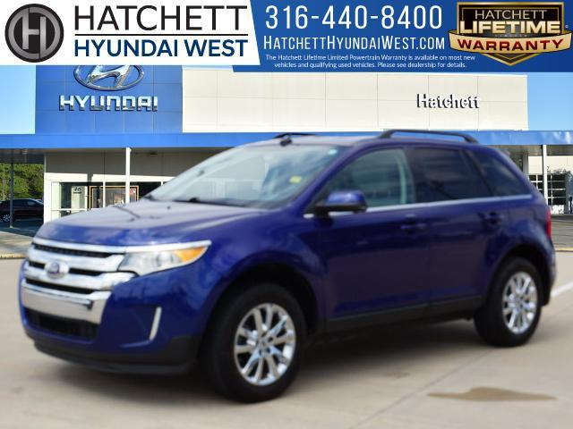 2014 Ford Edge Limited for sale in WICHITA, KS