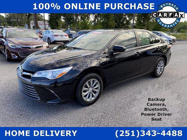 2017 Toyota Camry LE for sale in Mobile, AL