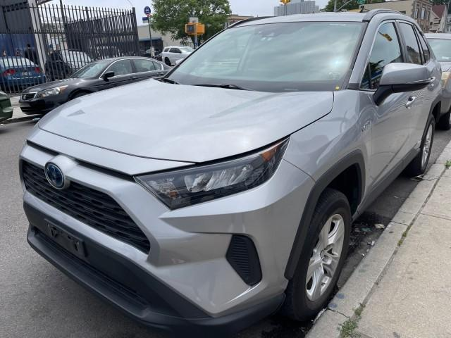 2019 Toyota RAV4 Hybrid LE [10]
