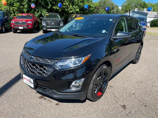 2019 Chevrolet Equinox LT for sale in Fifield, WI