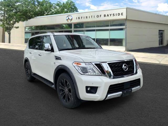 2018 Nissan Armada Platinum [1]