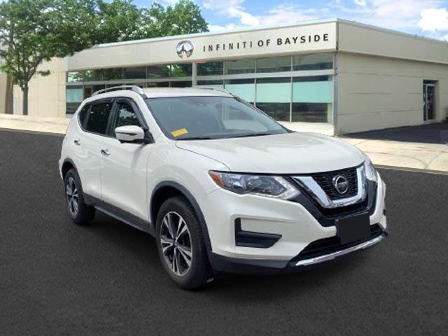 2019 Nissan Rogue SV [3]
