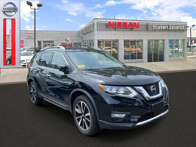 2018 Nissan Rogue SL [9]