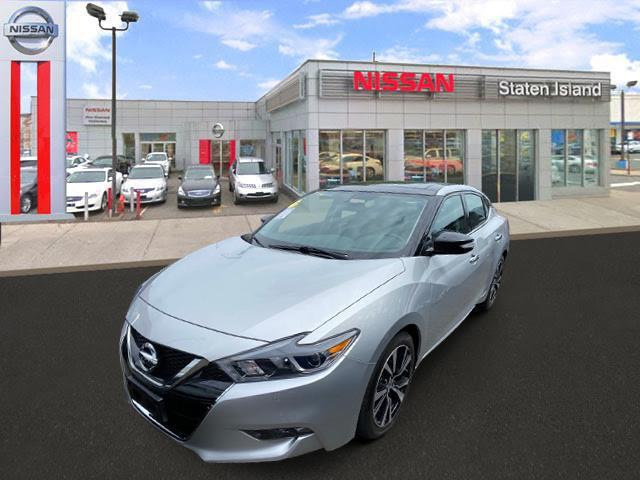 2018 Nissan Maxima SL [4]