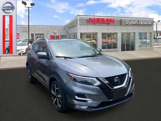 2020 Nissan Rogue Sport SL [17]